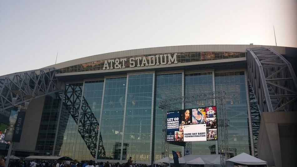 Dallas Cowboys Stadium Dallas Cowboys Football Stadium Built Structure Game Mechi Renee Outdoors Sky