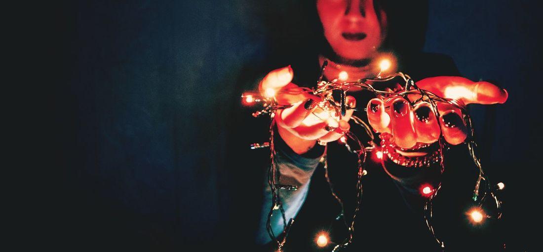 🎄🎶🎁 Close-up Indoors  Illuminated Celebration Night Burning Flame Lighting Equipment Glowing Heat - Temperature Tradition No People Holding Christmas Christmas Decoration Diwali Diya - Oil Lamp