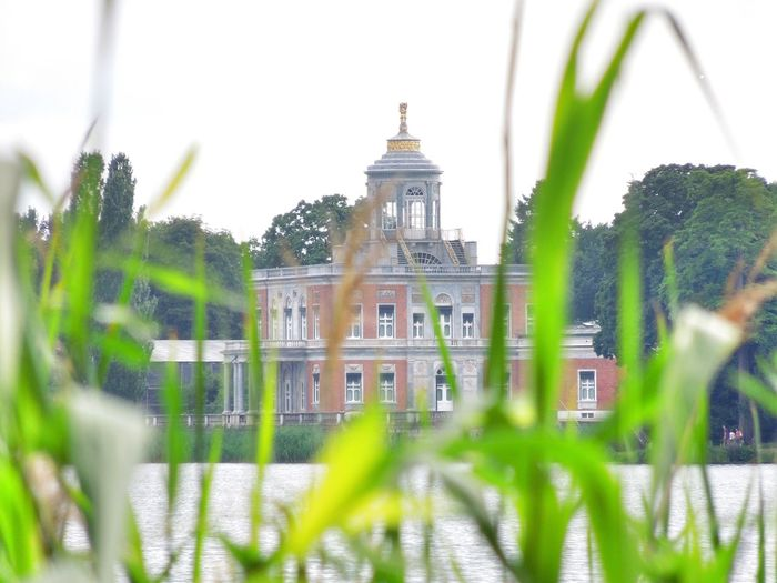 Potsdam Heiliger See Focus On Background Focus Lake Lake View