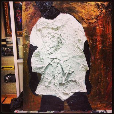 Homme Arte Art Negua Abstract