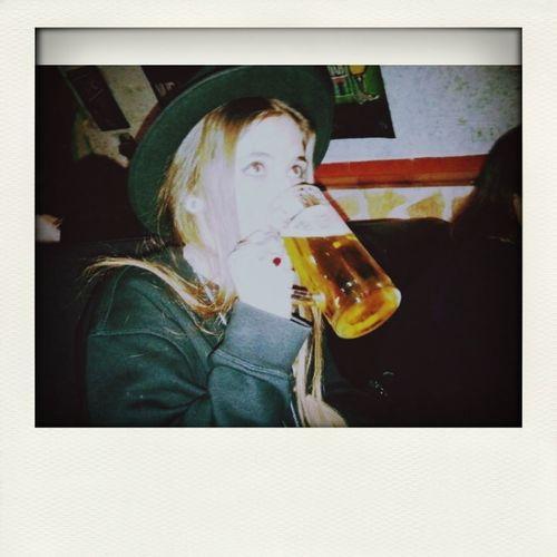 wish you were beer Vintage Grunge Dark Beer