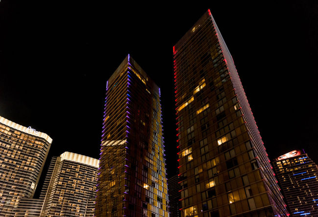Architecture Building Building Exterior Building Lights Building Night Shot Buildings & Sky Built Structure City City Night Lights Cityscape Cityscape Illuminated Low Angle View Modern Night Night Lights Night Photography Nightphotography No People Outdoors Sky Skyscraper Tall - High