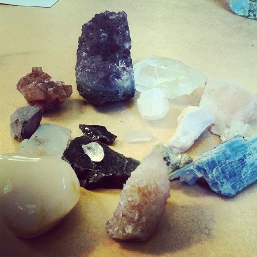 Shinies! Gemstones Hippiehobby Megaqhron Stones