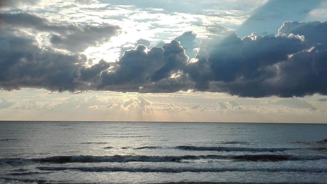 Water Sea Mountain Sunset Beach Beauty Backgrounds Blue Sunlight Sun