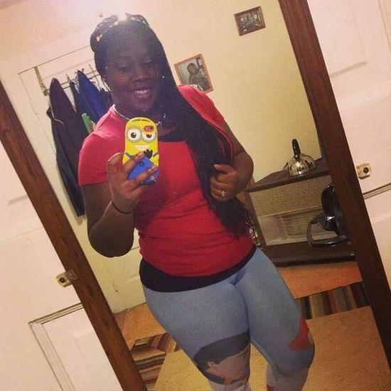 me the other day, feeling like a Disney princess lol Likee Late Post  Princess Leggings