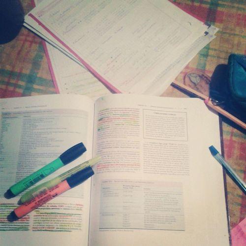 Estudiando!!!Examendehistologia Hare mi mayor esfuerzo !!