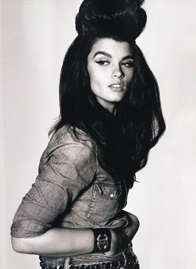 Beautiful Model Plussize Take Inspiration