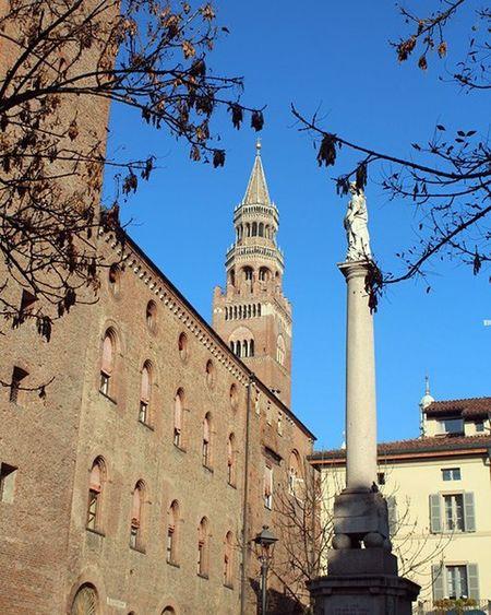 Cremona Torrazzo Campanile Cattedrale Lombardia 11novembre2015 Tourisminitaly Toplombardiaphoto Toplombardia Igerscremona Igerslombardia Igersitalia Volgocremona