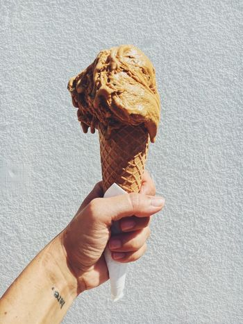 Here, Ice Cream Sweet Food Frozen Food Human Hand Dessert Food And Drink Food Indulgence Human Body Part Ice Cream Cone Holding Temptation One Person Freshness Ready-to-eat Real People Personal Perspective Close-up Frozen Sweet Food Food Stories The Still Life Photographer - 2018 EyeEm Awards