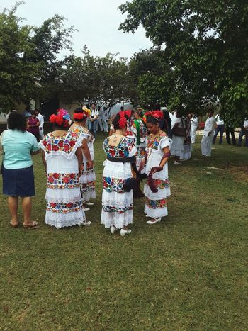 Mexico Tradition Culture Taking Photos EyeEm Color Colorful Meetings Traditional Costumes Cultural Diversity