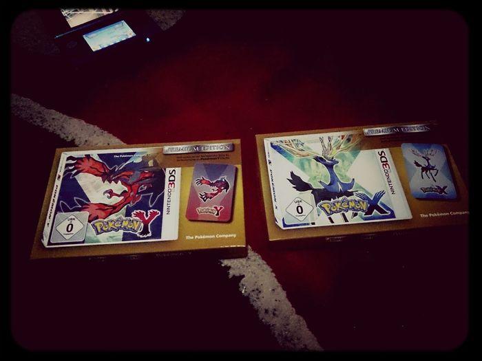 good bye real Life Spielkonsole Video Games Nintendo Pokémon