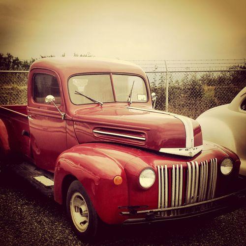Enjoying Life Cla$$ic Car Vintage Ford Truck