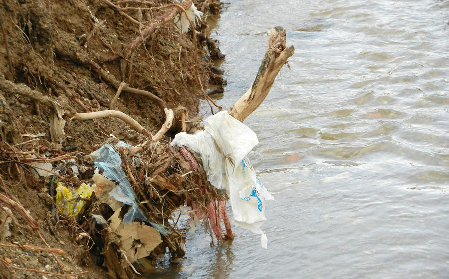 pollution Polluted Water Pollution In My World Beach Day Garbage Nature No People Outdoors Plastic Pollution Sea Water