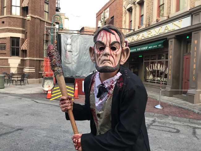 Halloween The Purge Halloween Horror Nights