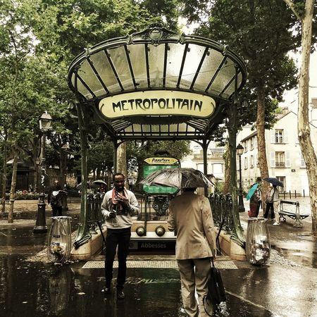 Metropolitan Metro Station