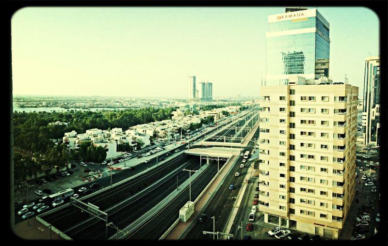 Abu Dhabi Checking In