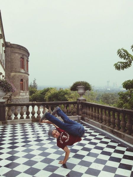 Breakdance Breakdancer Breakdancing Mexico City