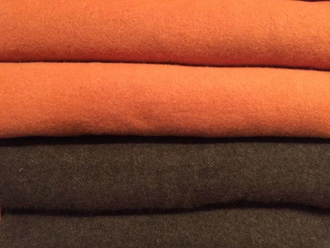 Backgrounds Blankets Close-up Day Full Frame No People Orange Color Studio Shot Textile Woolen