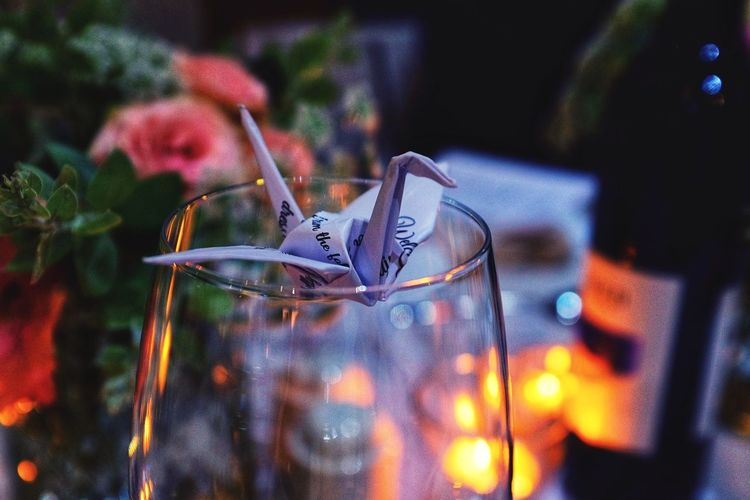 A small wedding