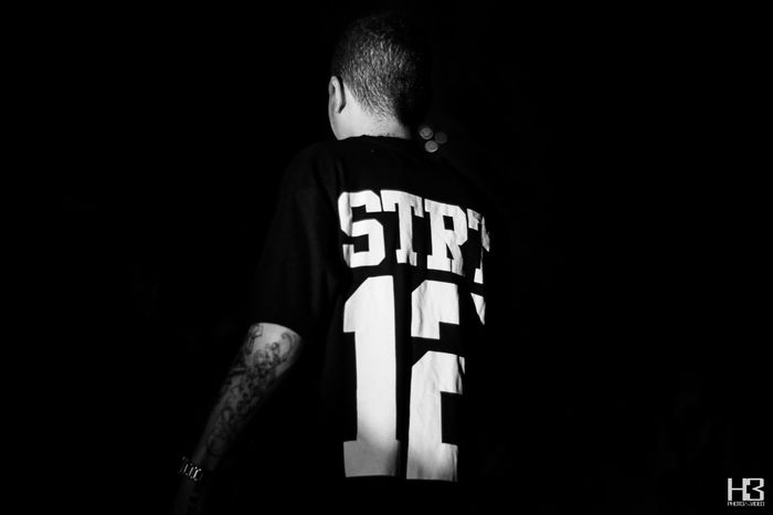 Rap Music Blackandwhite Show
