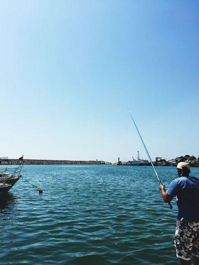 Fisherman Sea