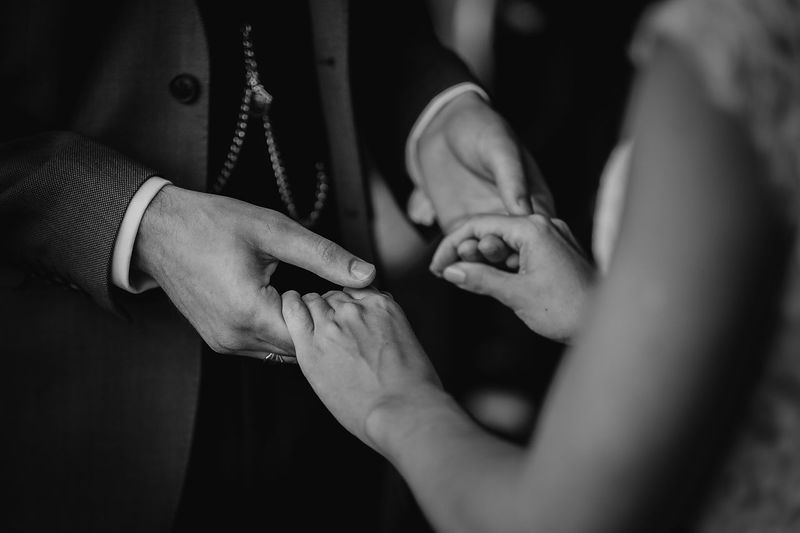 Human Hand Togetherness Human Body Part Holding Hands Real People Men Bonding Love Women Unity Bride Day People Friendship Lifestyles Celebration Close-up Indoors  Adult