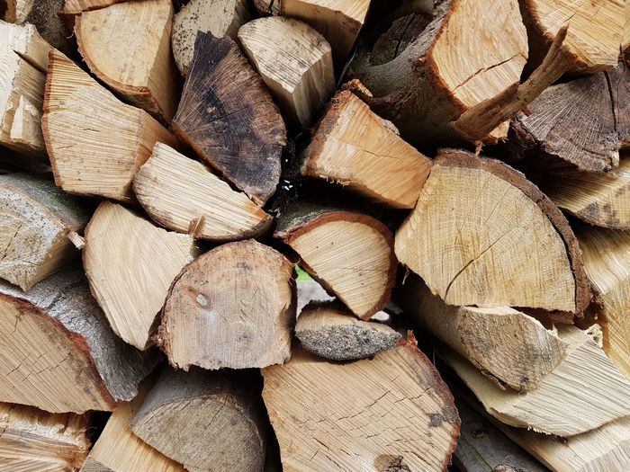 Forestry Industry Woodpile Backgrounds Full Frame Stack Heap Timber Log Lumber Industry Firewood Tree Stump Pile Tree Ring Wood