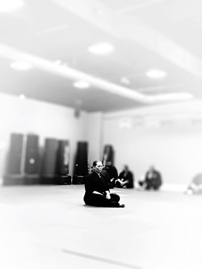 Your opponent is yourself. Mind over matter... Martial Arts Blackbelt Tadaa Community Blackandwhite Sports Photography
