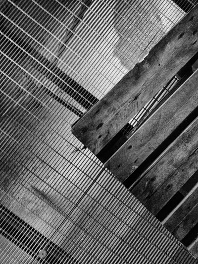Abstract Black And White Blackandwhite Blackandwhite Photography Design Detail Geometry Indoors  Minimal Minimalism Minimalist Mono Monochromatic Monochrome Monocrome No People Pattern Protection Repetition Safety Single Object Textured  Wood Wood - Material Wooden
