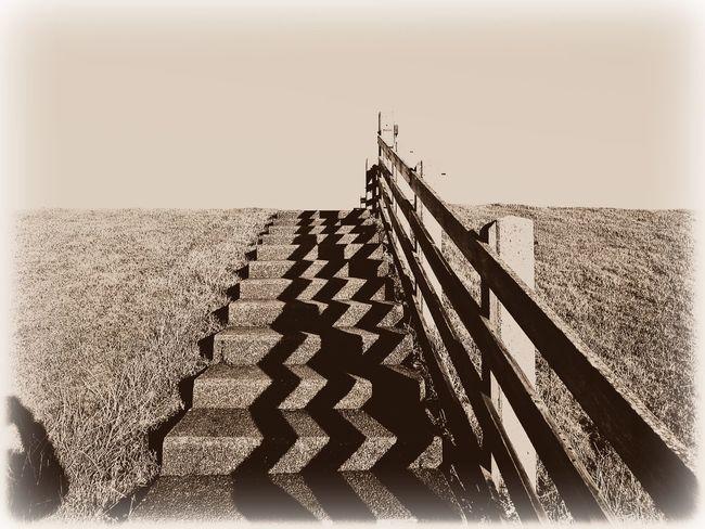 Stairway To Heaven Blackandwhitephotography