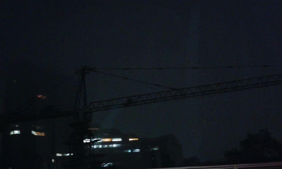 Lights Night City The City Lights