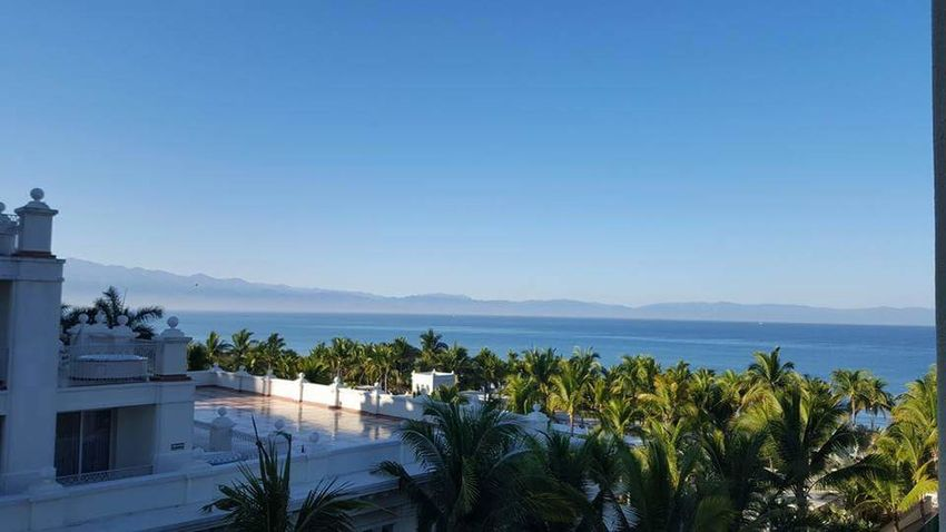 Puerto Vallarta Vive Mexico Beach Beatiful