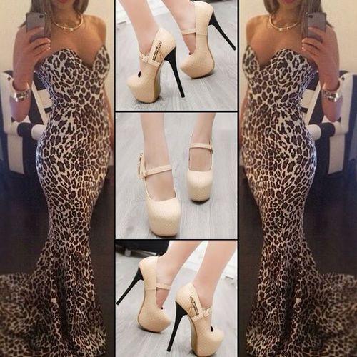 Fashion&love&beauty _fashion&animal&Print❤️