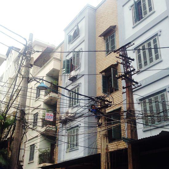 The Electrician  ... Hanoi Vietnam