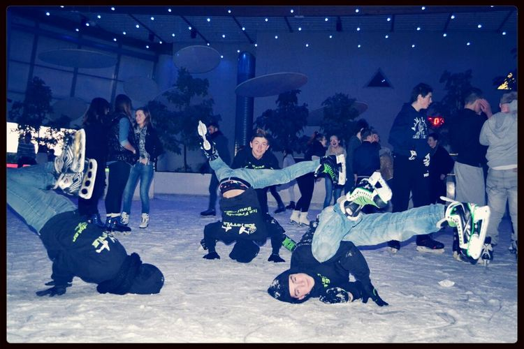 Freestyle Sur Glace Passion Ice-style <3
