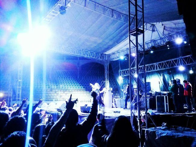 Concert Rock Crowd Singer  Music Ratt Live Music Taking Photos