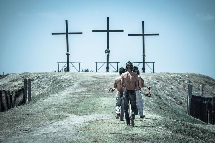 "Unscripted, photo documentary of Filipino Culture ""Penitensya"" Calvary Catholic Faith Cross Filipino Culture Penance Penitence Street Documentary Street Photography"