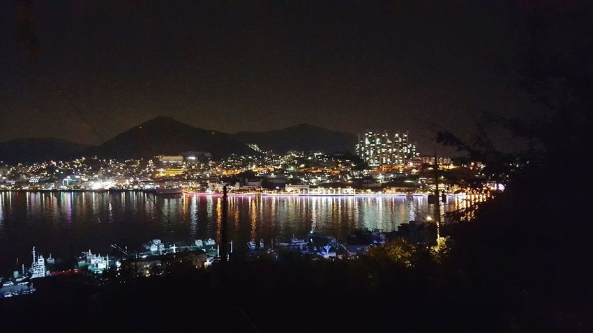 여수밤바다 Yeosu Night View Sea View