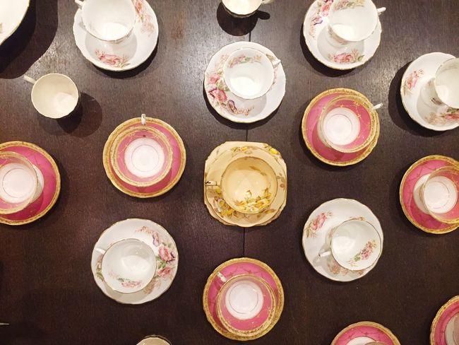 Vintage Vintage Teacups Teacup And Saucers