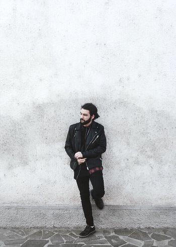 One Person Full Length Fashion Men Aesthetics Menfashion Mensfashion Streetphotography Streetwear Urban Urbanstyle Urbanphotography