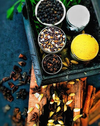 herb Close-up