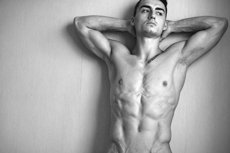 Nude art male model Fit Muscle Smooth Blackandwhite Nudeshoot Nude-Art Nude_model Nude Naked Boy Man