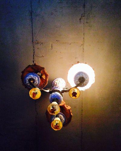 Light Ceiling Lights Antique Creepy