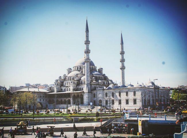 Turkey Türkiye Mosquee GalataBridge Yenicamii Islam Islamic Architecture