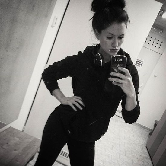 All Black Me Czechgirl Czech Girl Brunette Liberec Gym Fitmexx Love Fitness Lifestyle Instafit Fitgirl Music Beatsbydre BEATS Bodybuilding Body Is Your Masterpiece Health Muscle mirror pic follow the progress