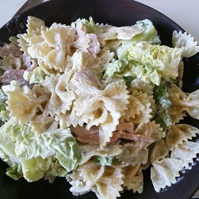 Yumyum bonne salade !!