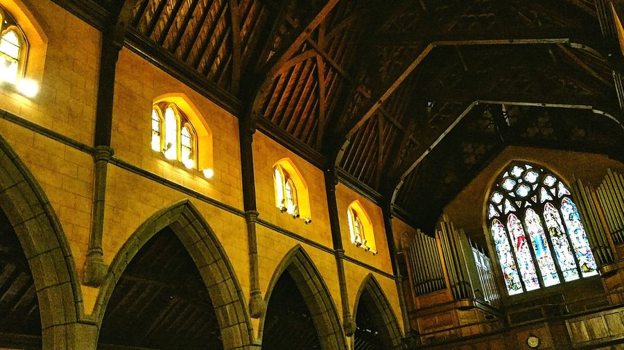 Cathedral Walls Cathedral Old Church Ballarat