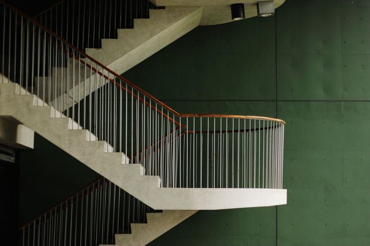 Stairs Campus Taipei,Taiwan Break The Mold