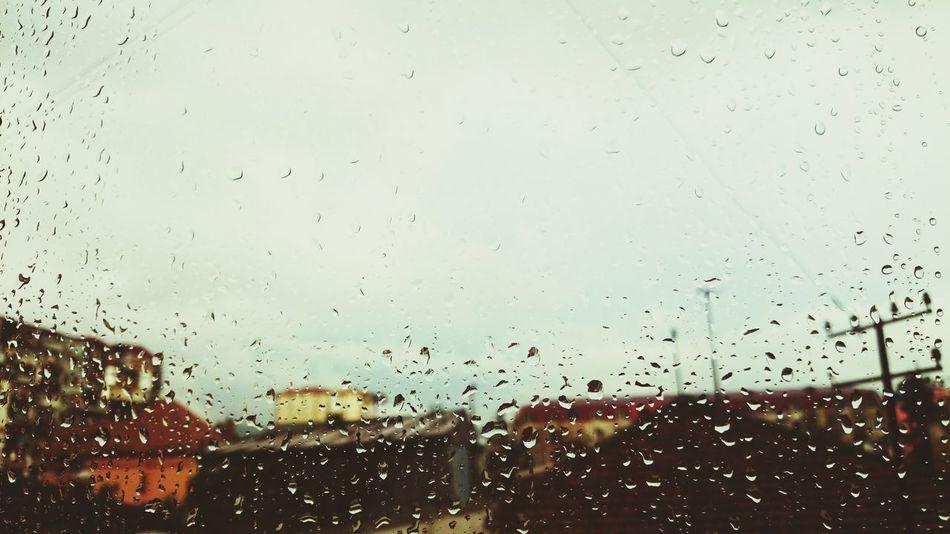Clouds And Sky Rain ♥ After Rain Monochrome