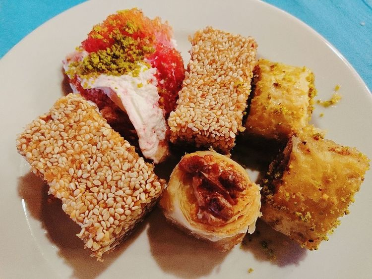 Okay Spoiling Myself a bit of Turkishdelight Dessert Time Foodspotting Food Photography Foodpictures